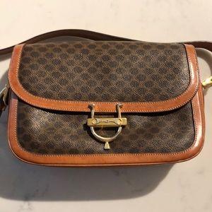 Authentic vintage Celine crossbody bag